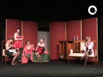L'espectacle 'Lux in tenebris' continua avui al Teatre la Unió