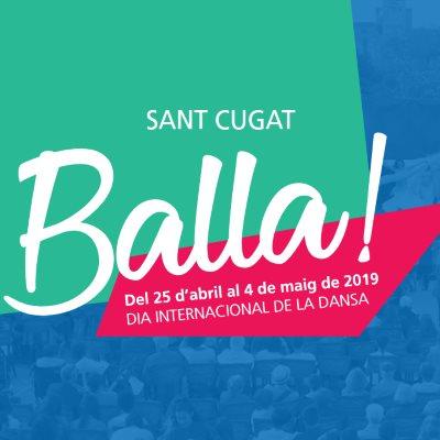 Mou-te amb el 'Sant Cugat Balla', abril i maig