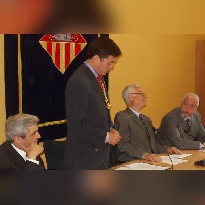 Fa 15 anys, Sant Cugat homenatjava als tres primers alcaldes democràtics
