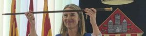 Primera entrevista a l'alcaldessa Mireia Ingla
