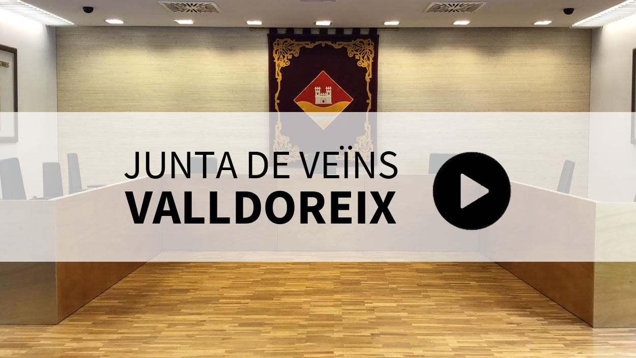 Junta de veïns de l'EMD de Valldoreix