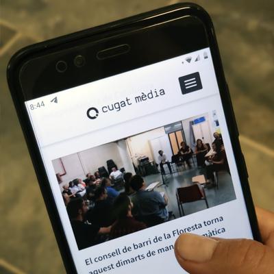 Selecció de notícies de Cugat Mèdia
