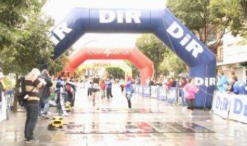 Marc Garcia i Nàdia Solana, campions de la cursa DiR