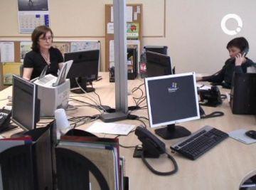 El 010 estrena instal·lacions per millorar el servei a la ciutadania
