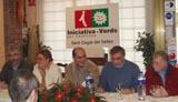 Xavier Boix i Francesc Godàs, fins ara portaveu d'IC-V