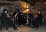 El quartet actuant a la Be Bob Jazz