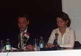 Els regidors Jordi Ferrés i Marta Subirà han donat el tret de sortida al Fòrum