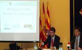 El tercer Butlletí Econòmic de Sant Cugat del Vallès s'ha presentat a la sala de plens de l'Ajuntament