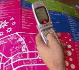 Així és com es veu la wap de RSC des d'un telèfon mòbil