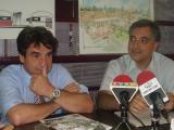 José Antonio Jorques i Carles Gassiot.