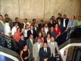 Foto de família dels 39 regidors comarcals