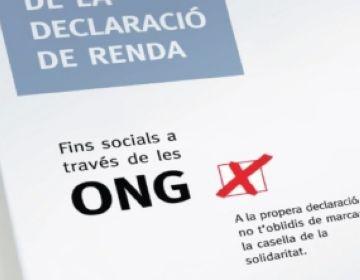 Sant Cugat reclama que la Generalitat gestioni el 0'7% de l'IRPF destinat a finalitat social