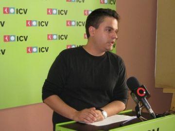 Joan Calderon, primer candidat a les eleccions primàries d'ICV