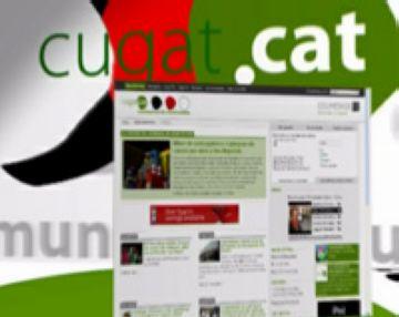 Cugat.cat vol ampliar Cugat tv al telèfon mòbil