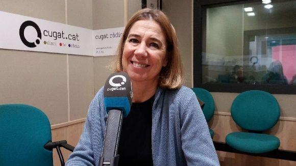 Ada Parellada, al magazín