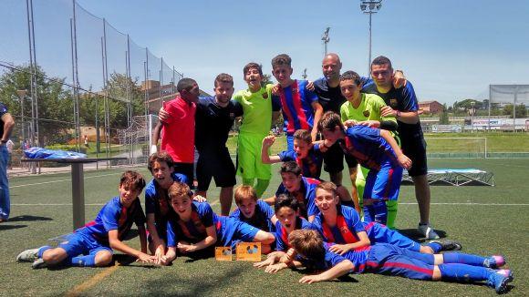 Els blaugranes són els vigents campions de la competició / Foto: Cugat Mèdia