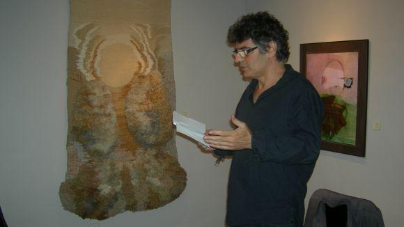 La Canals Galeria d'Art rememora la poesia cantada