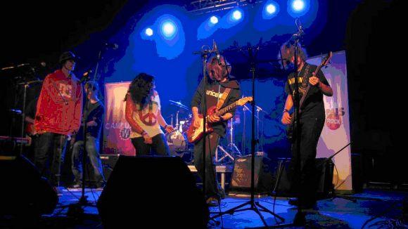 El planter del rock català torna a Sant Cugat amb el Campus Rock