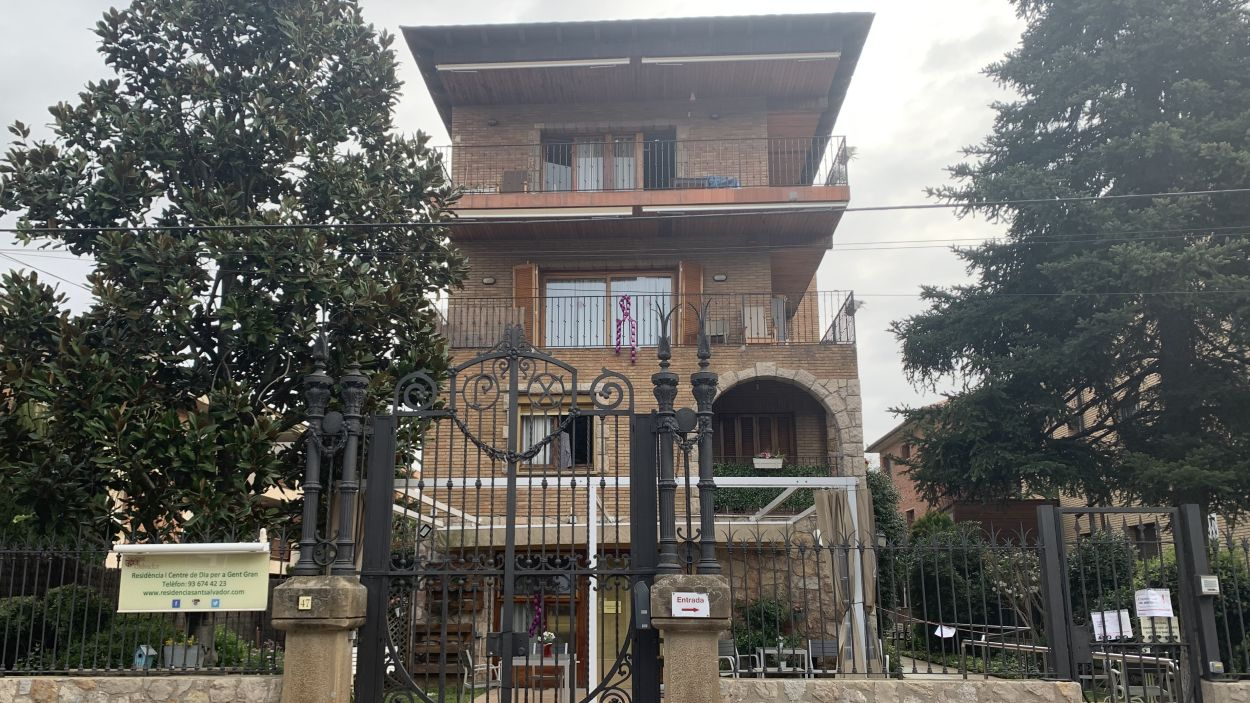 S'autoritzen les sortides curtes de les residències per la millora de la incidència de la Covid-19