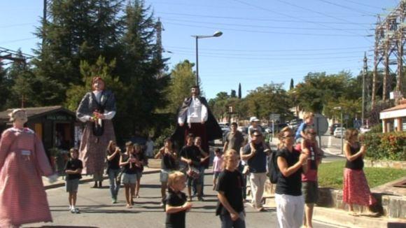El batec cultural de la Festa Major de Valldoreix arriba a tot el territori