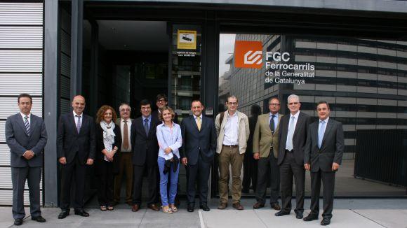 FGC i Renfe, a l'Observatori del Civisme en el Transport Ferroviari