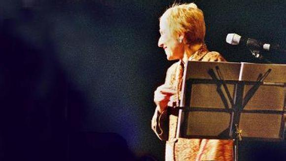 Ana Cristina Werring torna avui a l'escenari d'El Siglo