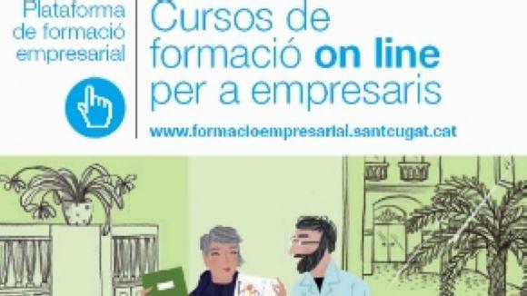 Comerciants i empresaris compten amb una nova eina de formació 'on-line'
