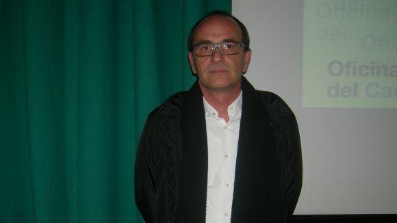 Gabriel Borràs (ESCACC): 'Les ciutats també han de combatre el canvi climàtic'
