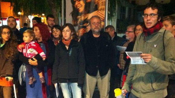 El Comitè de Suport a la Vaga General emplaça els santcugatencs a sumar-se a la vaga general
