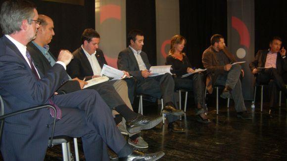 El debat de Cugat.cat escalfa l'equador de la campanya