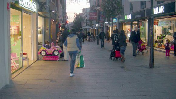 El carrer de Santiago Rusiñol quedarà tallat al trànsit aquest dilluns al matí