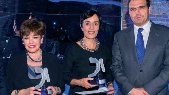 Cristina Hernández, guardonada amb el Premi Periodisme en Medicina