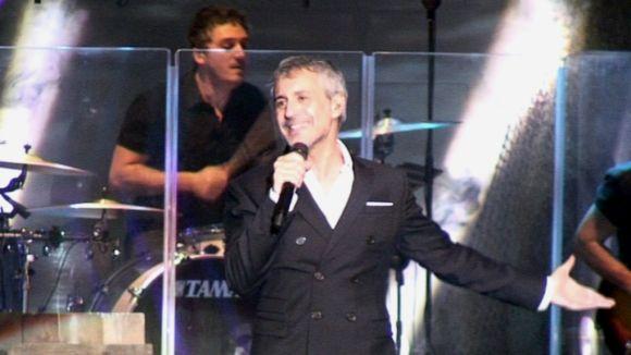 Ja no queden entrades per al concert de Sergio Dalma al Teatre-Auditori