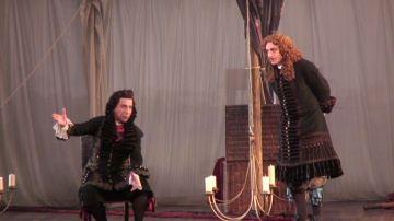 'La Bête' regala una lliçó magistral de l'art teatral al Teatre-Auditori amb el virtuosisme del vers