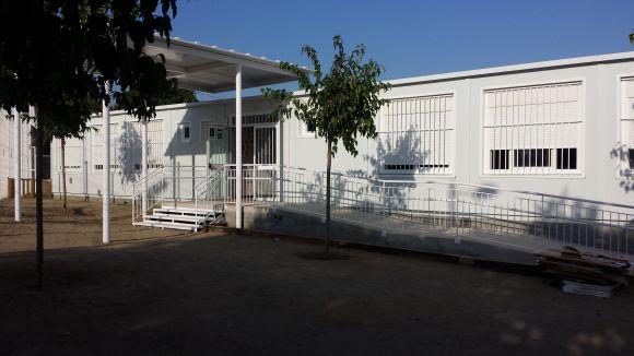 L'Ajuntament estudia avançar el finançament per construir l'edifici de l'escola La Mirada