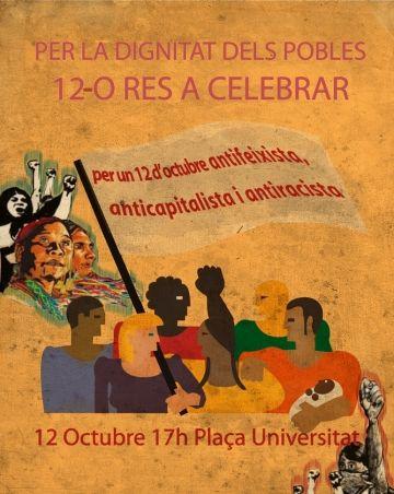 La CUP considera que el Dia de la Hispanitat enalteix l'ocupació, el genocidi i el racisme