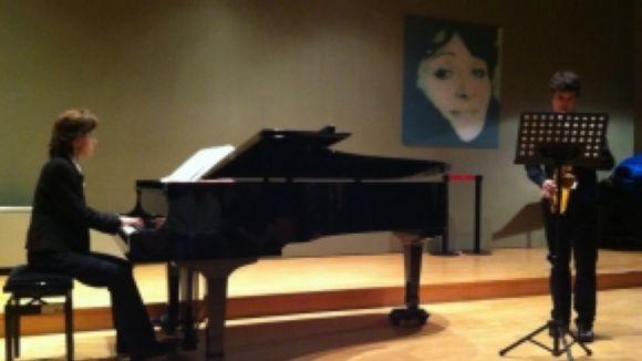 L'alumnat del conservatori mostra el seu talent a la ciutat