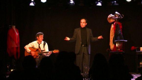 'Mon Brel' revisita l'àmplia obra del compositor belga sorprenent els assistents