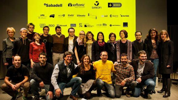 Banc Sabadell posa el seu gra de sorra a l'Image Express 2014