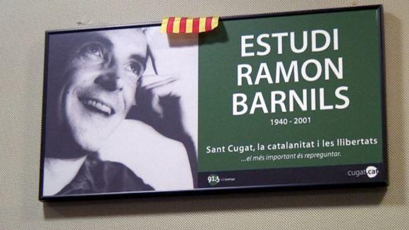 La presentació del llibre i documental de Barnils recordarà la seva vinculació amb Sant Cugat