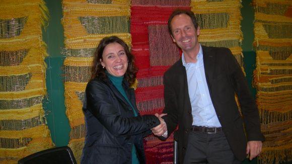 Nou espai per al bici trial a Sant Cugat amb l'ajut de McDonald's