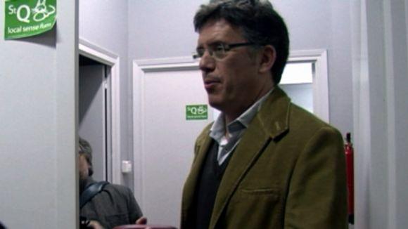 Lluís Recoder deixa l'escó al Parlament i se'n va a una consultoria privada