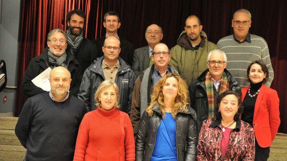 Villaécija, Padró, StQlímpics i 'Los peces no se mojan' parlen dels Premis Sant Cugat