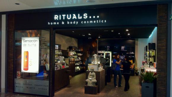 Rituals desembarca al Centre Comercial de Sant Cugat