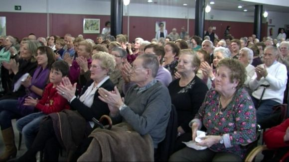 La Residència Sant Cugat fa 21 anys amb una llista d'espera 'raonable'