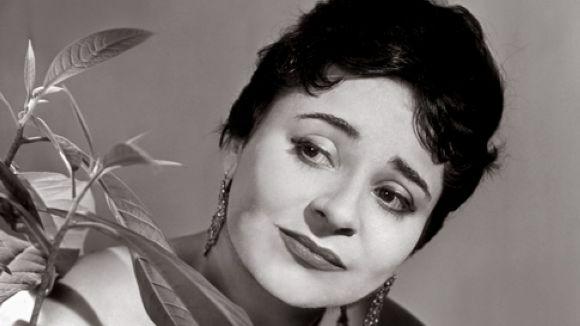 Vida i obra de Victòria dels Àngels 10 anys després de la mort de la soprano