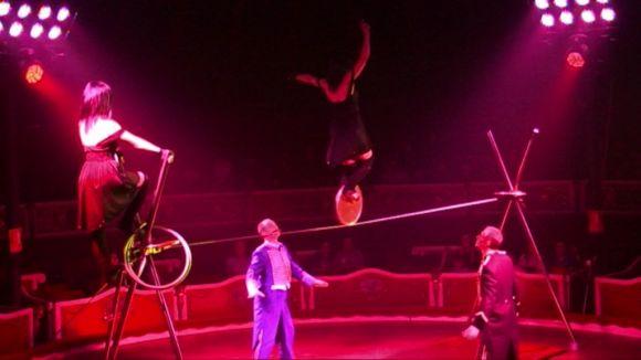 El Circ Raluy apropa la seva alegria a Sant Cugat