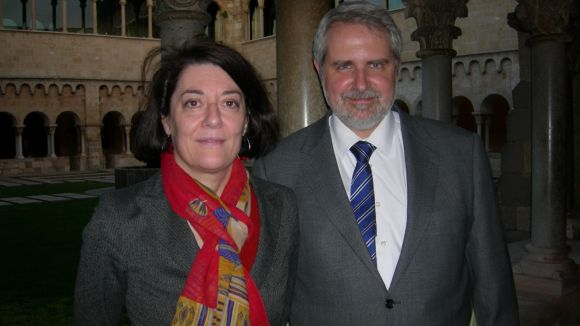 Entrevista a Ferran Tarradellas i Anna Terrón sobre la UE