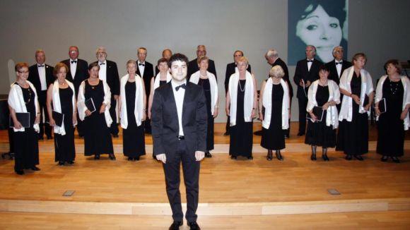 La Coral Sant Cugat del Club Muntanyenc actuarà al Monestir per Sant Jordi