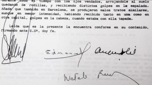 Un llibre revela que Garzón coneixia les tortures a independentistes al 1992